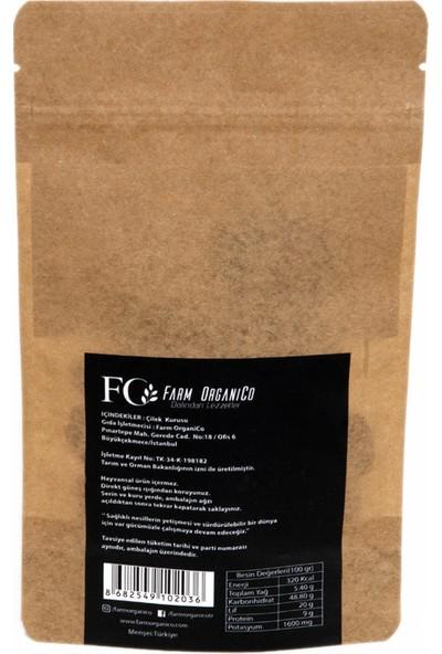 Farm Organico Çilek Kurusu - Kurutulmuş Çilek 30 gr
