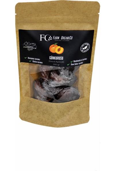 Farm Organico Gün Kurusu Kayısı 200 gr