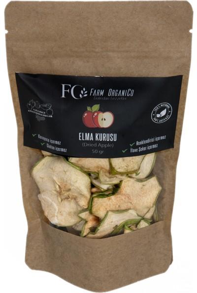 Farm Organico Elma Kurusu - Kurutulmuş Elma 50 gr