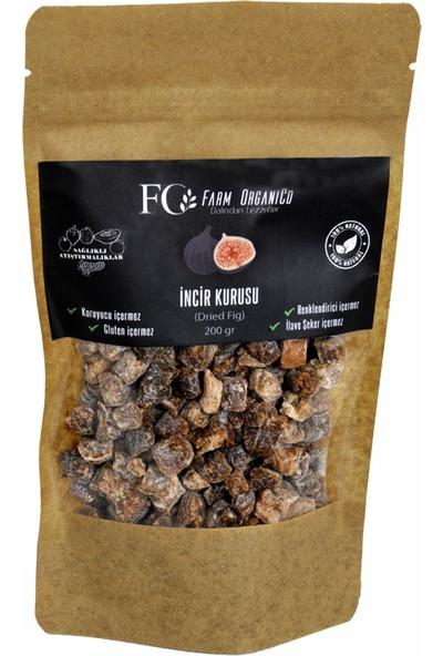 Farm Organico İncir Kurusu - Kuru İncir 200 gr