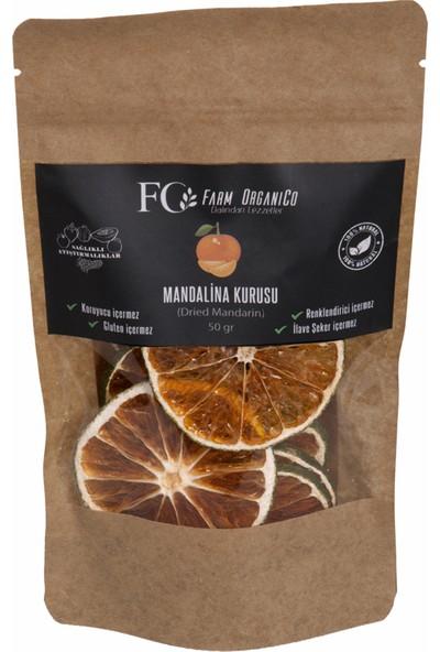 Farm Organico Mandalina Kurusu - Kurutulmuş Mandalina 30 gr