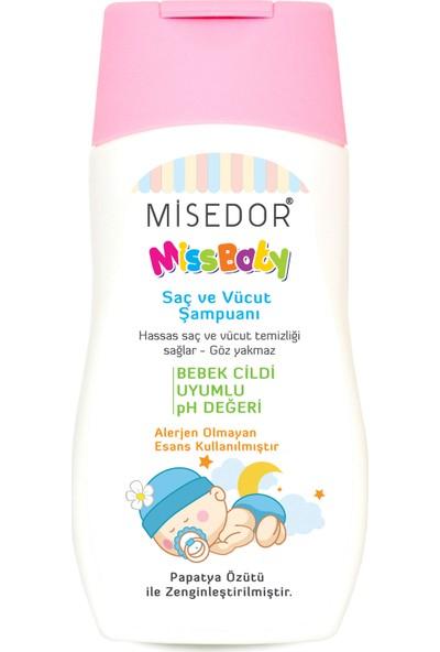 Misedor Missbaby Bebe Şampuanı 250 ml