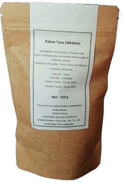 Global Kakao Tozu Alkalize 150 gr