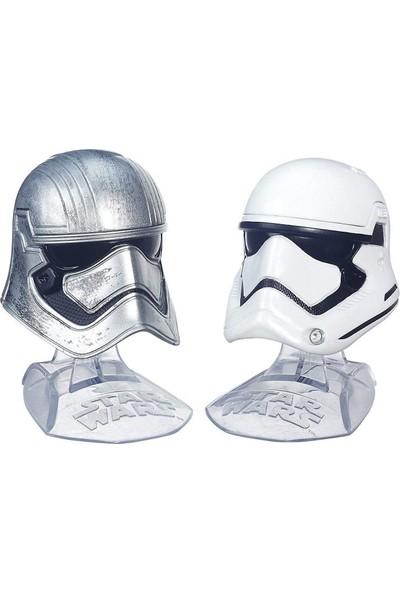 Hasbro Star Wars Black Series Dıe Cast Helmets B6002