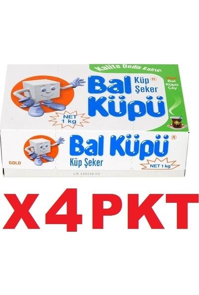Balküpü Kesme Şeker 1000 gr 360'lı x 4 Paket