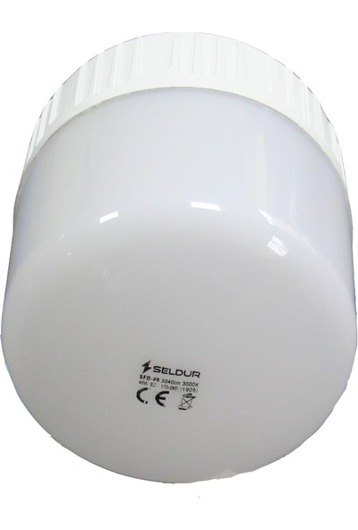 Seldur Büyük Boy Torch LED Ampul 40W E27 Duy