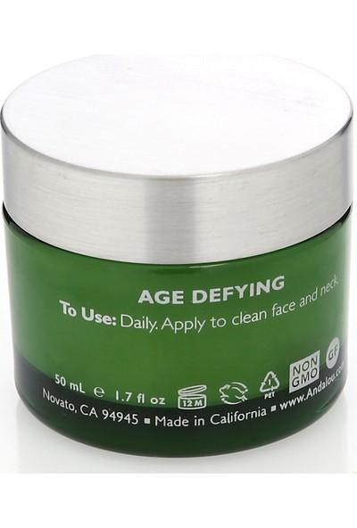 Andalou Super Goji Peptide Perfecting Cream/yaşlanma Karşıtı Nemlendirici Vegan Yüz Kremi 50 Ml