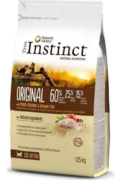 Instinct Tavuklu Yavru Kedi Maması 1,25 kg