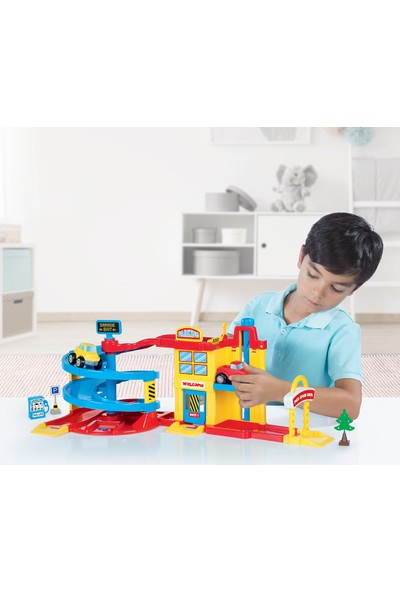 Dolu Toy Factory Otopark