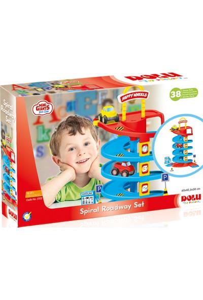 Dolu Toy Factory Spiral Yol Seti