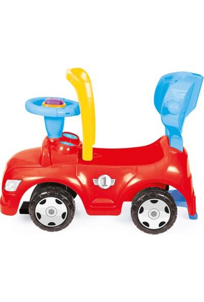 Dolu Toy Factory Step Araba 4'ü 1 Arada