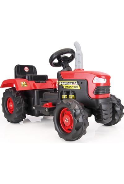 Dolu 6V Akülü Traktör