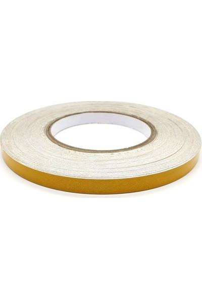 TveT 0.5 cm x 10 mt Sarı Reflektör Şerit SK002290