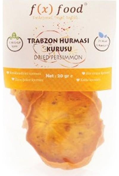 Fx Food Kurutulmuş Trabzon Hurması 20 gr