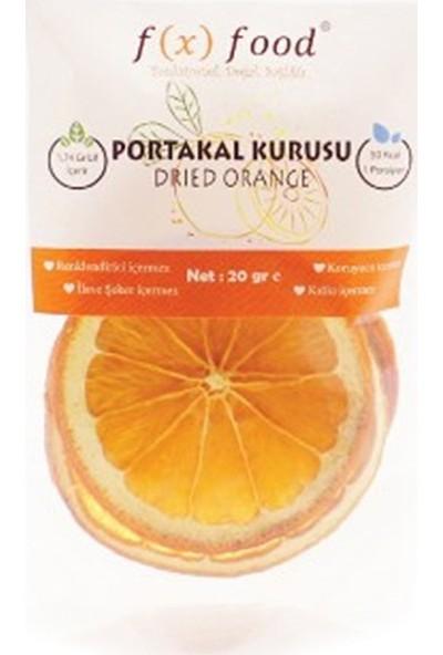 Fx Food Kurutulmuş Portakal 20 gr