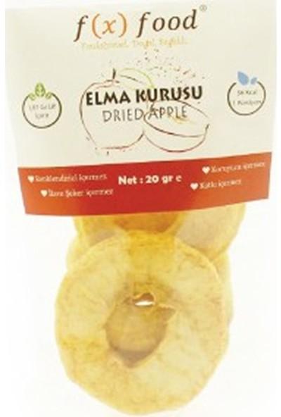 Fx Food Kurutulmuş Elma 20 gr