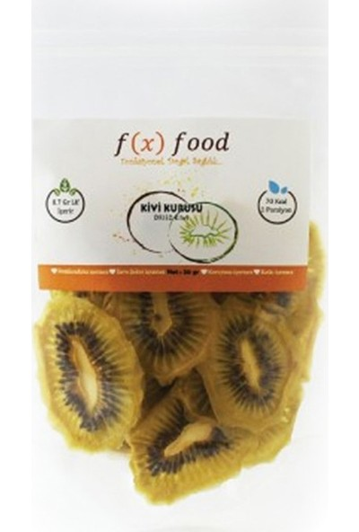 Fx Food Kurutulmuş Kivi 20 gr