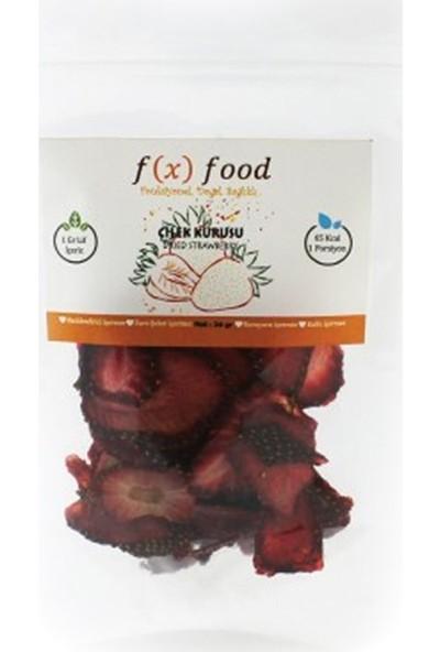 Fx Food Kurutulmuş Çilek 20 gr