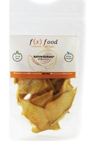 Fx Food Kurutulmuş Kavun 20 gr