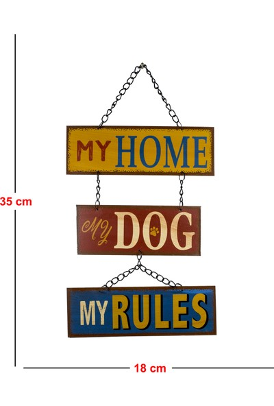 Carma Concept Home Dog Rules