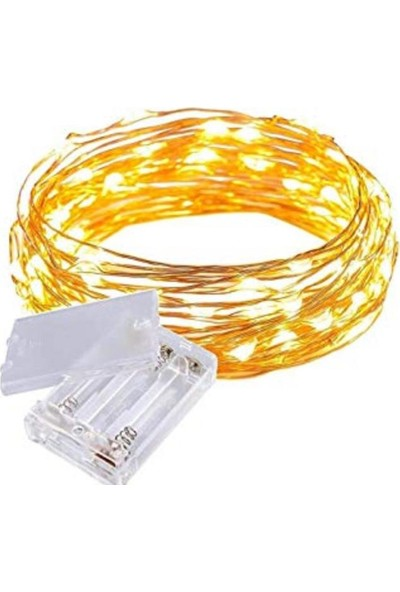 Winbox Peri LED 5 m Sarı