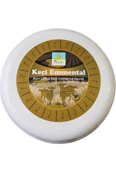 Rani Keçi Emmental Peyniri 240/270 gr