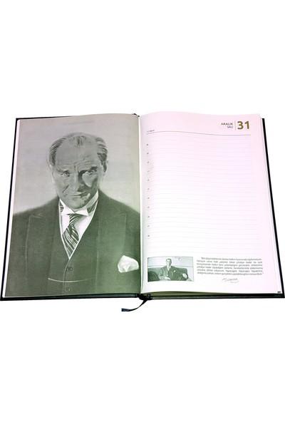 Dekormatik Atatürk Ajandası 2020 16 X 24 Cm