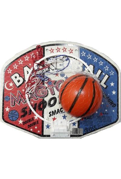 İmamoğlu Oyuncak Oyuncak Basketbol Potası 35 cm