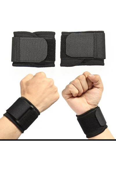 Relefree Ağırlık Halter Fitness/crossfit El Bilekliği (2 Adet)