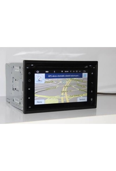 Avgo Oto Multimedya And 1550 Android 7.1 Touch Panel Universal