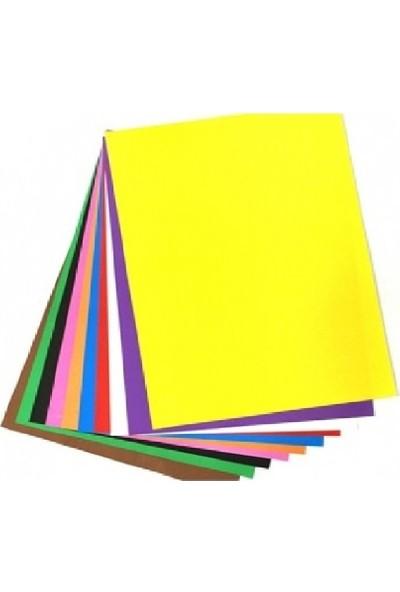 Tay Karışık Elişi Kağıdı 10 Renk