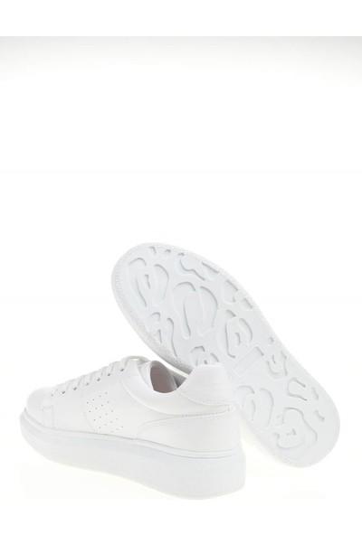 David Jones Kadın Günlük Ayakkabı Beyaz