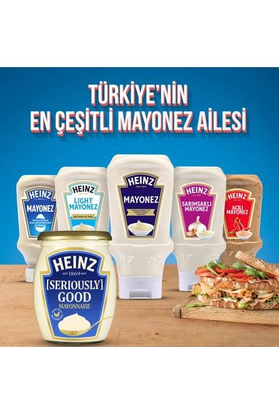 Heinz Sarımsaklı Mayonez 400 ml