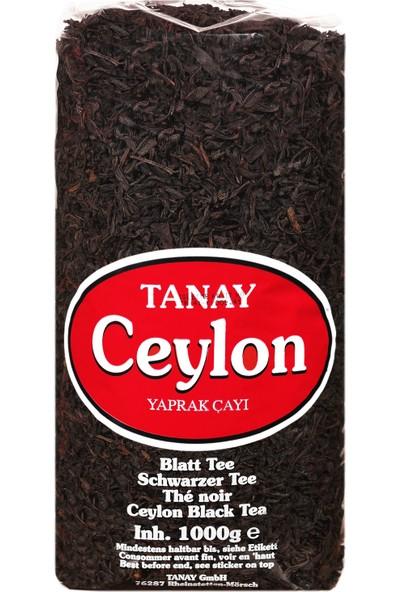 Tanay Seylan Çayı ( Ceylon Çay 1000 gr)