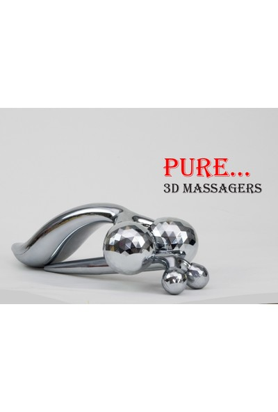 Pure 3D Yüz ve Vücut Masaj Aleti