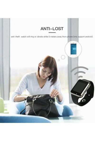 Paletech A1 Bluetooth Akıllı Saat Siyah