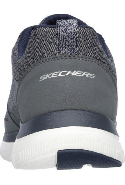 Skechers Flex Advantage 3.0 Erkek Gri Spor Ayakkabı 52752 Gry