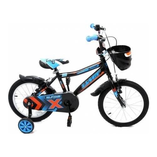 Ümit 1647 Alpina Çocuk Bisikleti 16 Jant Vitessiz Mavi
