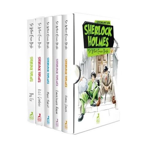 Çocuklar İçin Sherlock Holmes Seti - Sir Arthur Conan Doyle