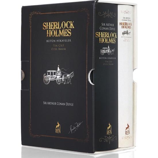 Sherlock Holmes Bütün Eserleri (Ciltli) Set - Sir Arthur Conan Doyle