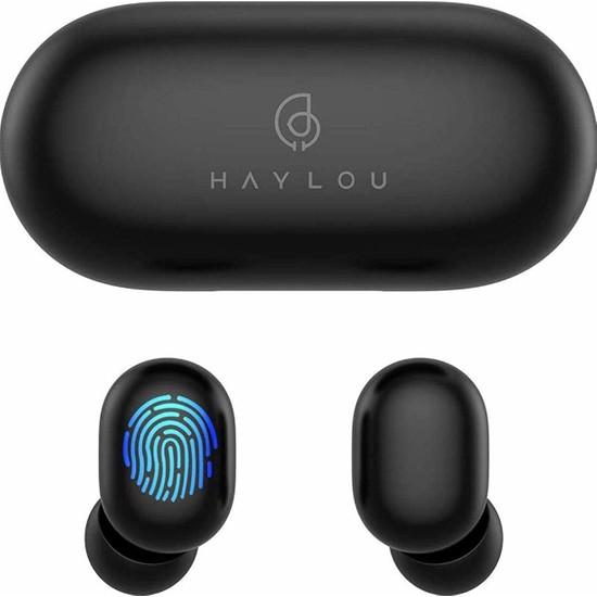 Haylou GT1 TWS Kablosuz Bluetooth Kulaklık - Siyah