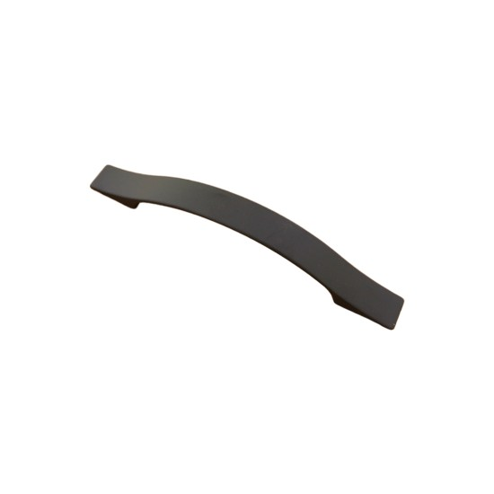 Metax Eko Meriç Mat Siyah 96 mm Dolap Çekmece Vestiyer