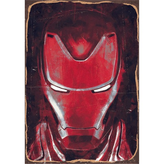 Marple's Ironman Poster