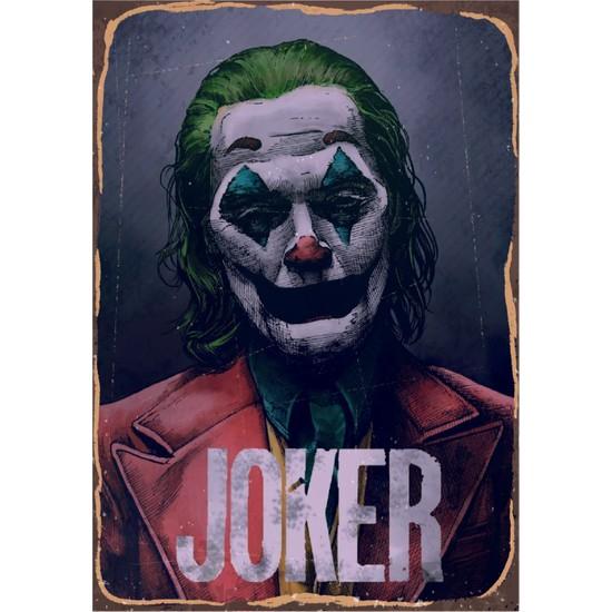 Marple's Joker Poster