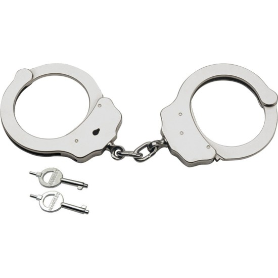Zabata Anahtarlı Masolet Kilitli Paslanmaz Çelik Kelepçe