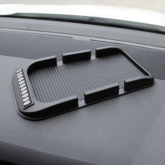 Vipcar Parktelli Telefon Tutucu Havuzlu Kaydırmaz Ped