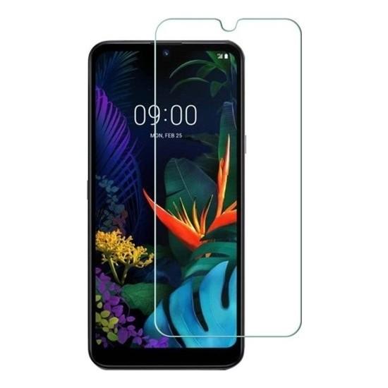 Casestore LG Q60 Ekran Koruyucu Cam - Şeffaf