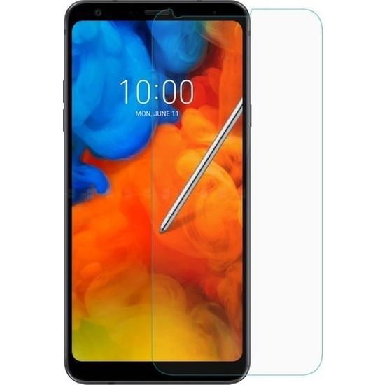 Casestore LG Q Stylus Nano Ekran Koruyucu Cam - Şeffaf