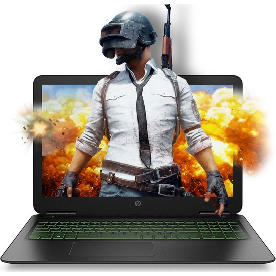 "HP Pavilion 15-BC511NT Intel Core i7 9750H 8GB 512GB SSD GTX1650 Freedos 15.6"" FHD Taşınabilir Bilgisayar 8UJ38EA"