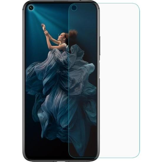 Ehr. Huawei Honor 20 Nano Ekran Koruyucu Cam - Şeffaf